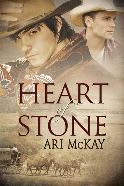 Heart of Stone by Ari McKay