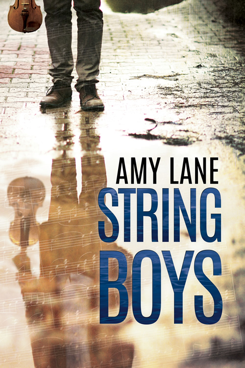 String Boys by Amy Lane