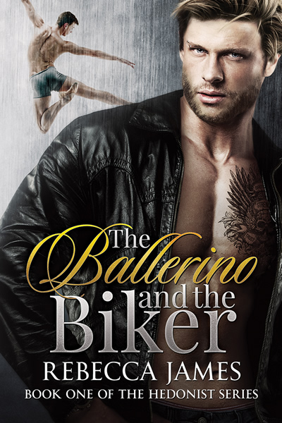 The Ballerino and the Biker by Rebecca James