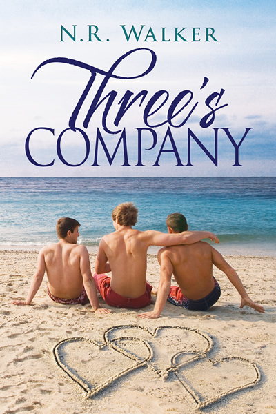Three's Company by N.R. Walker